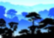 rainforest diorama ideas
