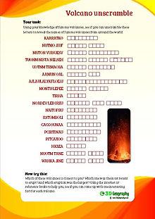 volcano worksheet for kids | volcano worksheets KS2 | volcano worksheets for middle school