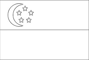 colour in flags | blank flags | flag colouring pages | colouring sheets