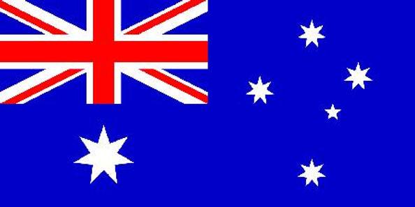 australia flag | flag of australia