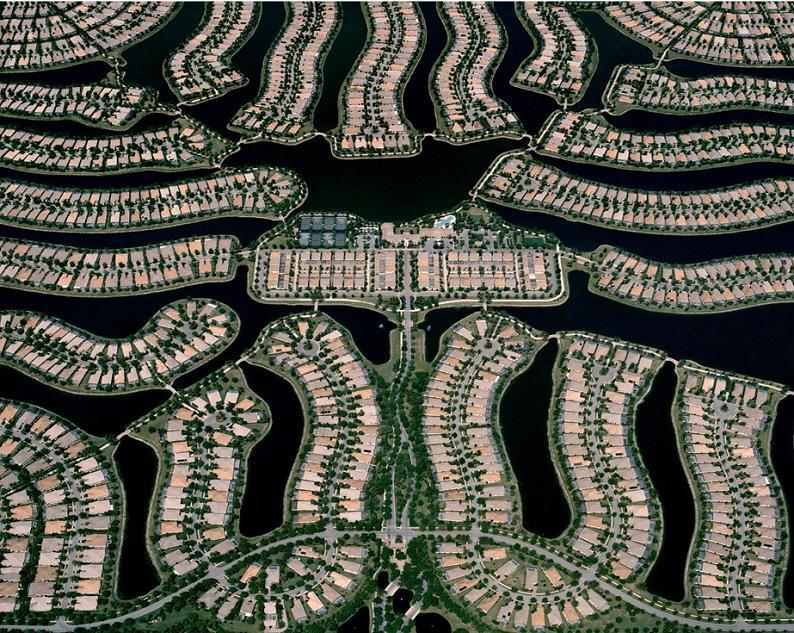 Urban sprawl in Florida