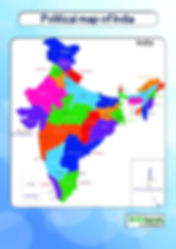 india map | india map for kids