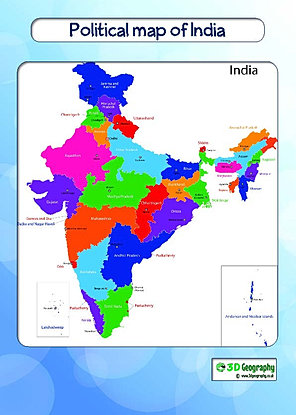 India map india map india map for kids gumiabroncs Gallery