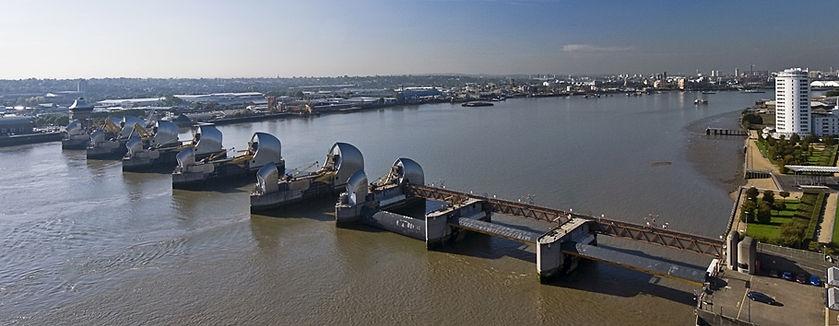 river thames | flood prevention on the thames | flood prevention