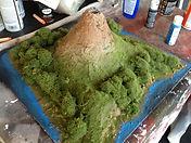 volcano for kids