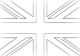 colour in uk flag
