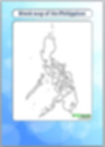 blank map philippines | outline map philippines | philippines blank map | ks3 geography | teaching geography