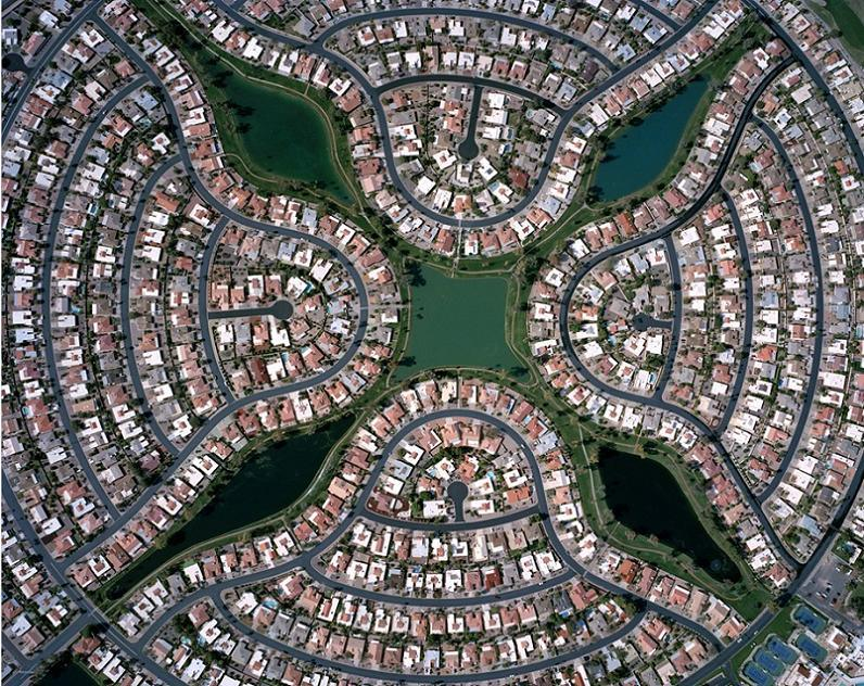 Urban Sprawl in Arizona