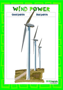 wind power worksheet