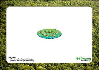 rainforest mindmap activity | rainforest mindmap worksheet