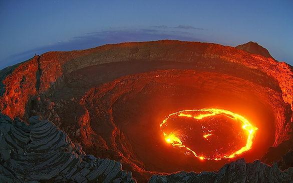 volcanoes facts | volcano for kids