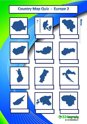 world atlas map quiz | geography map skills ks2 | countries of the world quiz