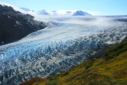 Glaciers | definition of glacier