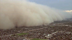 Dust storm - phoenix