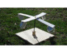 geography for kids | make a weather model | anemometer, rain gauge and wind vane