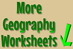 more geography worksheets