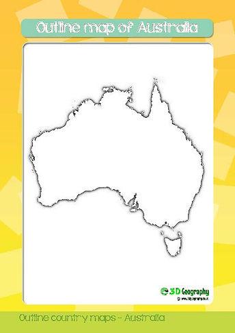 blank map of ausrtalia | australia map download | aussie map for kids
