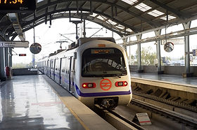 delhi rail network