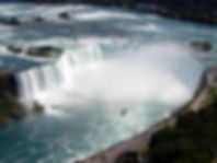 most powerful waterfall in North America