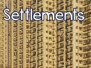 settlement Geography | geography topics