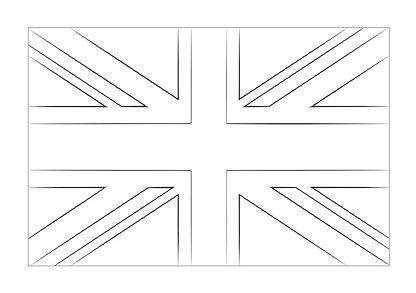 colour in british flag |
