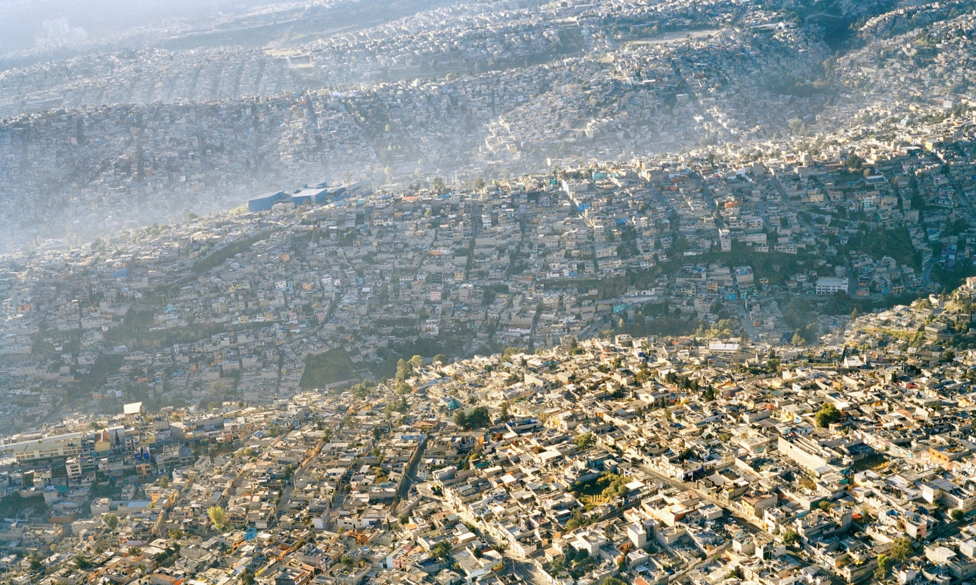 Suburbs of Mexico City