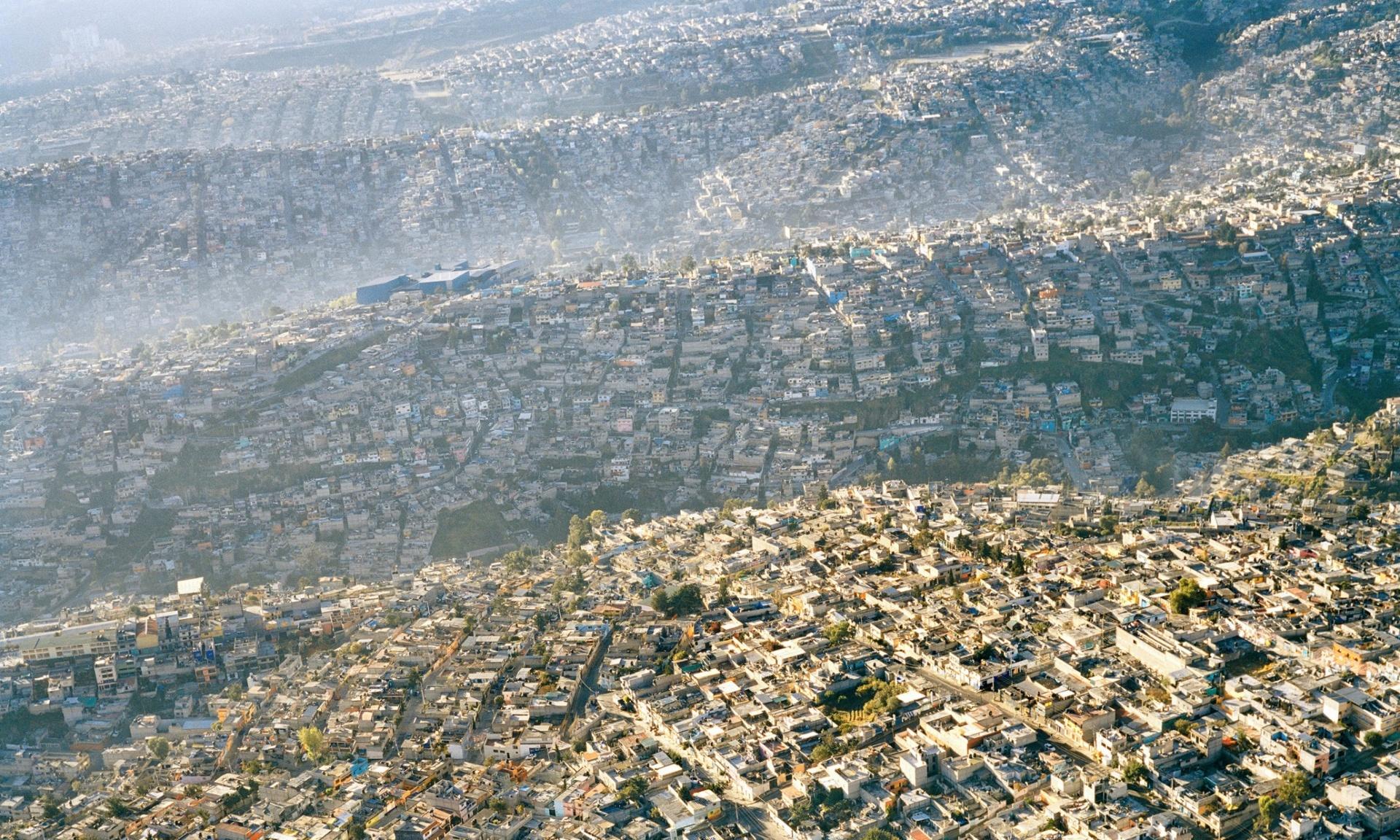 Suburbs of Mexico City