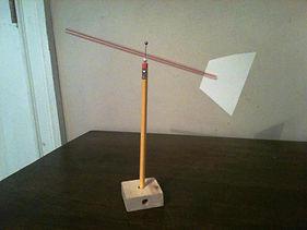 make a wind vane