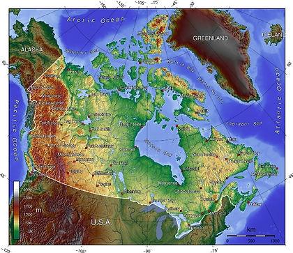 handy maps of canada