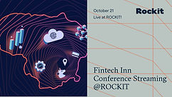 Fintech Inn Conference Streaming @ROCKIT