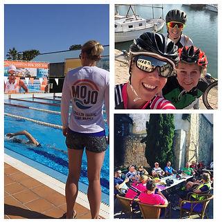 Mojo Training Camps in Majorca