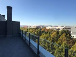 vista desde ático