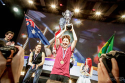 Eswc Winter - Just Dance Champion