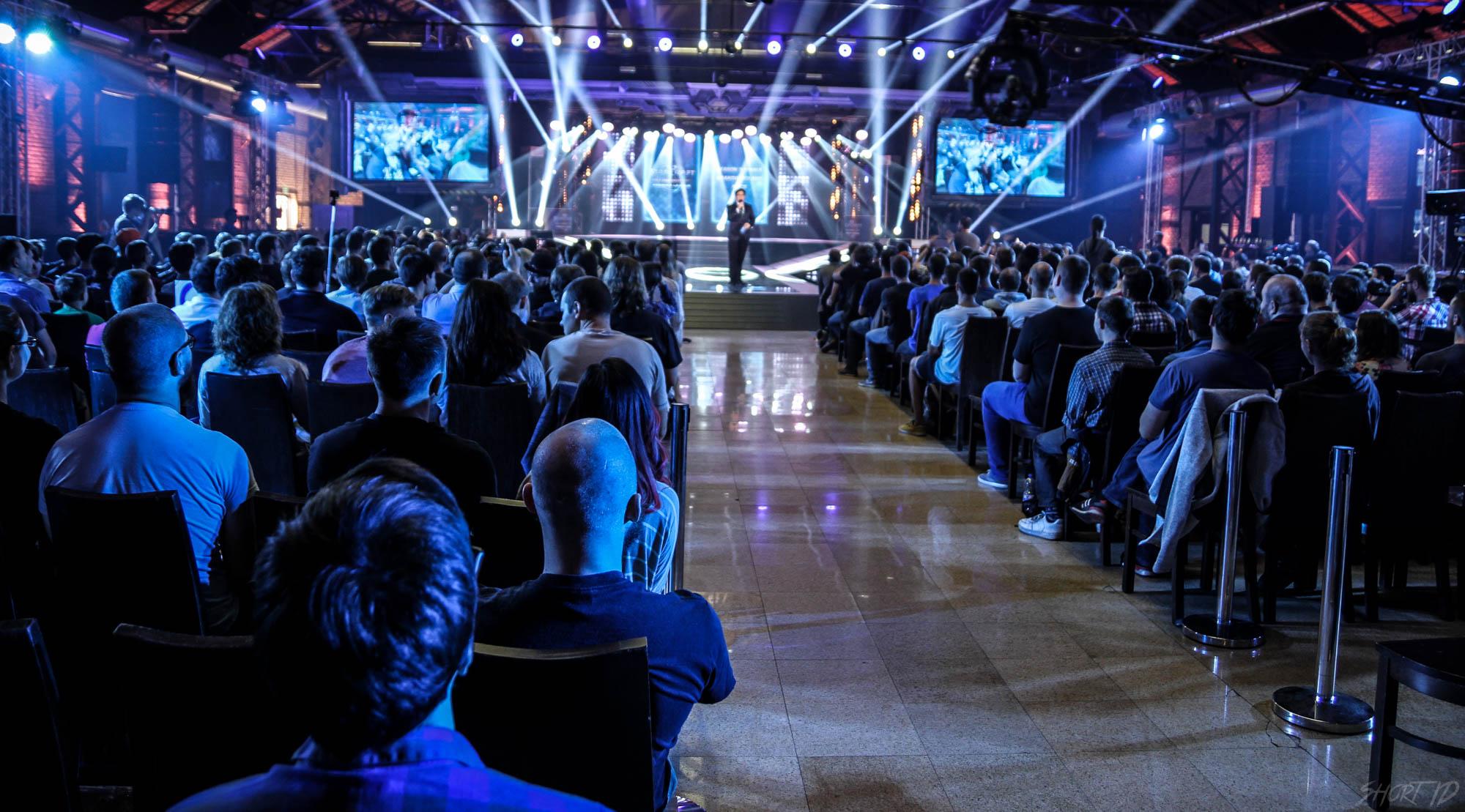 WCS Saison 3 - Ceremonie d'ouverture