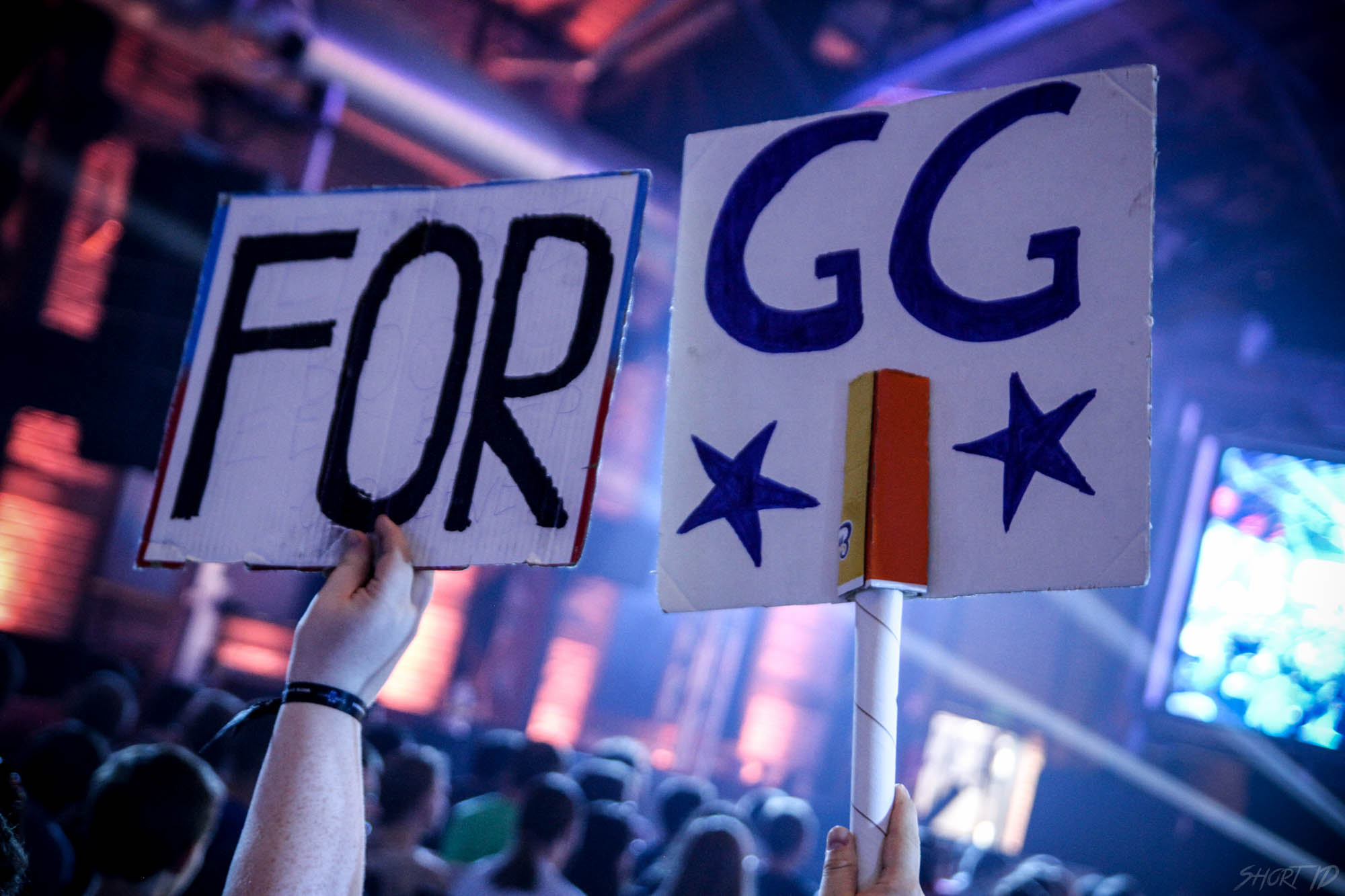 WCS Saison 3 - Fan support ForGG