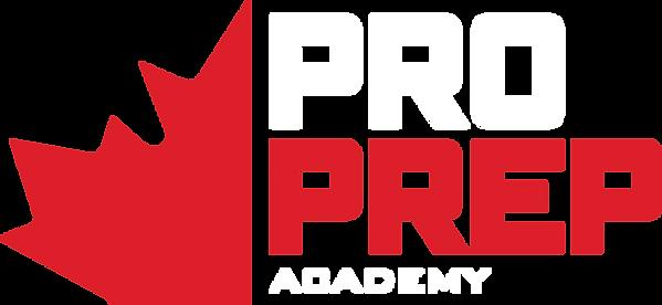 Pro Prep Academy Logo For Black BG.png