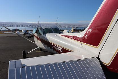 Coastal Pacific Aviation C-GSPD