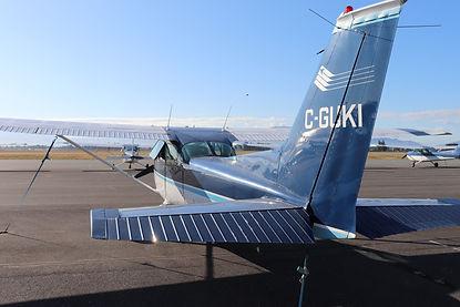 Coastal Pacific Aviation C-GUKI