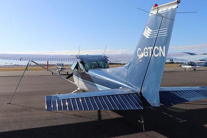 Coastal Pacific Aviation C-GTCN