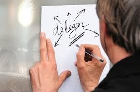 4 passos da ciência de delegar