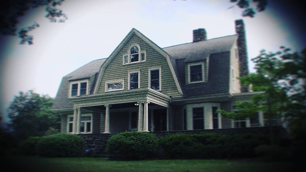 Derek and Maria Broaddus were tormented by a person named The Watcher after buying this house in New Jersey