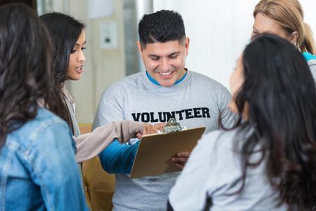 Volunteer based recruitment wanted
