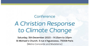 Join the WEA CCTF at COP21 in Paris