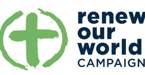 Renew Our World Campaign
