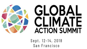 Living the Change Attending The Global Climate Action Summit