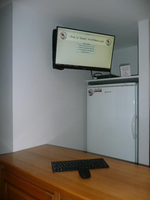 L'ordinateur, son clavier et sa souris