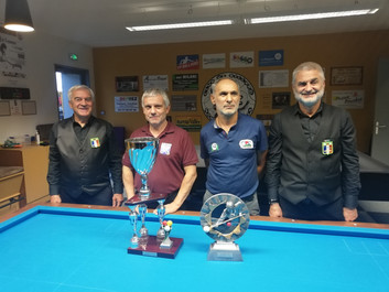 TOURNOI MASTERS / LOUIS EDELIN