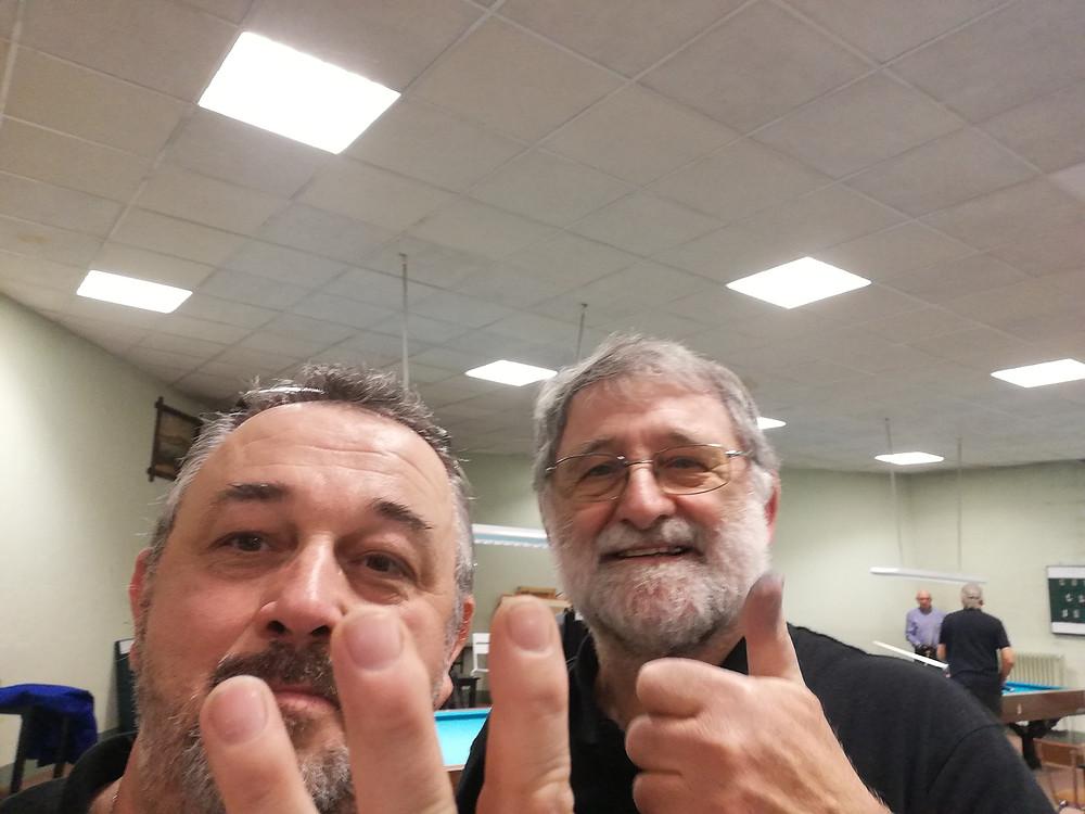 Gilbert et Richard
