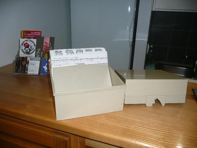 La boîte malade