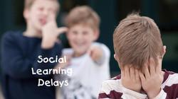 social learning delays
